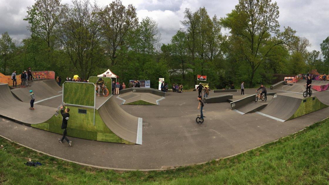 Skatepark Bohum 237 N Parkpilot